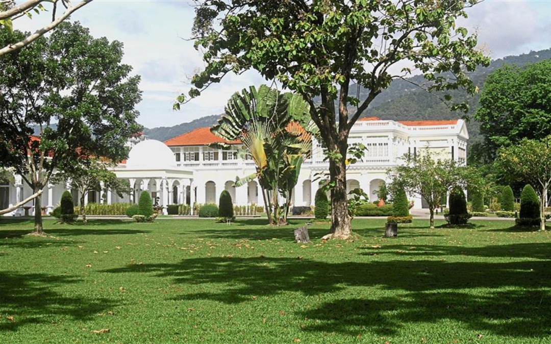 Governor's official residence (Seri Mutiara)