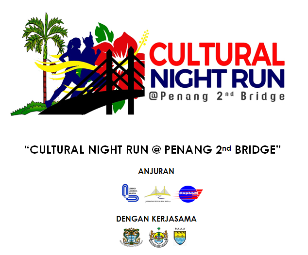 Cultural Night Run Penang Bridge