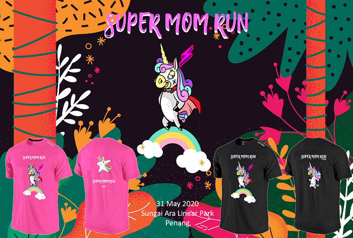 Super Mom Run 2020 | Howei Online Event Registration