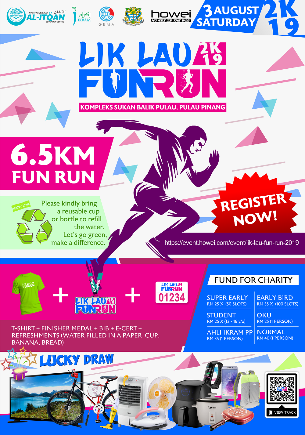 Run and fun 2019